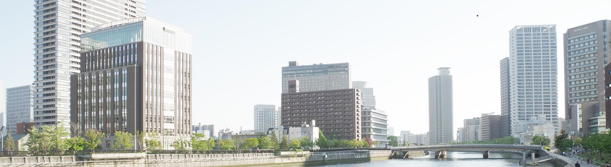 大阪市の中之島